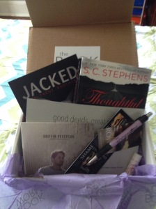 The Bookworm Box - April